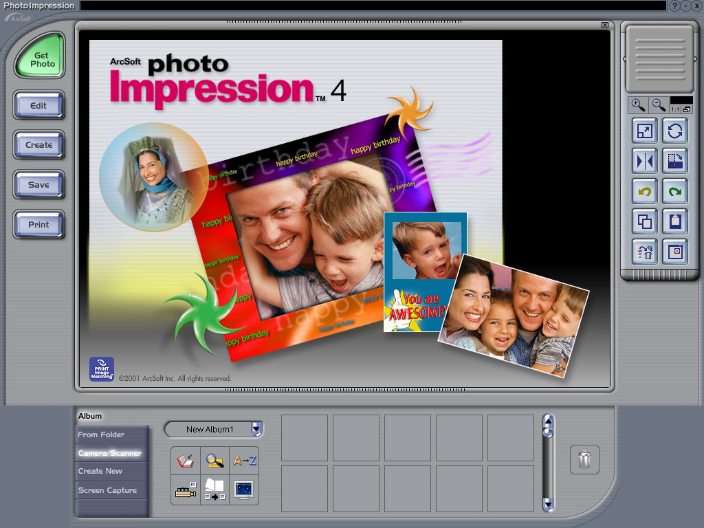 Arcsoft photoimpression что это